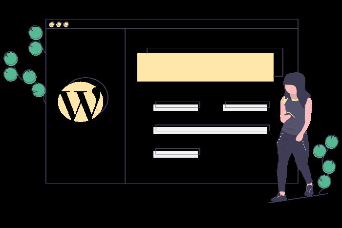 Wordpres Website erstellen