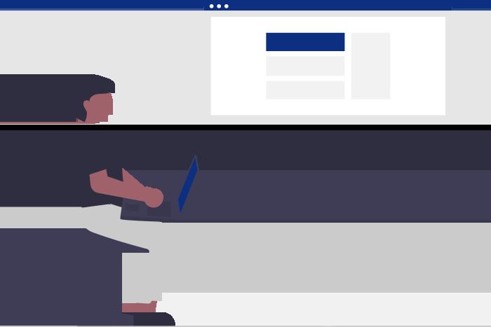Eine schnelle und schöne Website